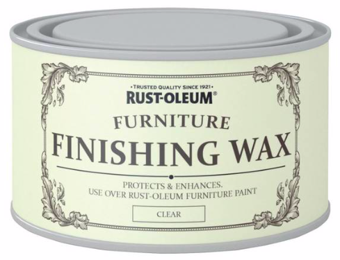 Rust Oleum finishing wax