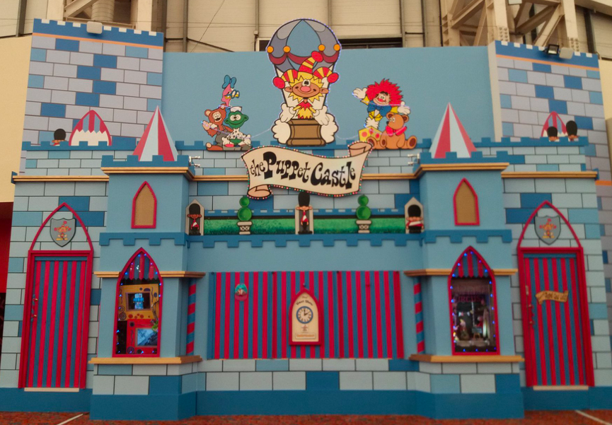 A photo of Puppet Castle